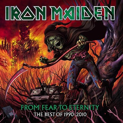 Iron Maiden From Fear To Eternity The Bes Import Eu