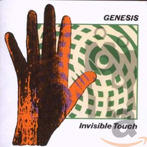 Genesis Invisible Touch Import Arg Remastered