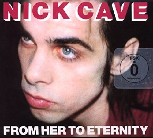 Nick Cave & The Bad Seeds From Her To Eternity Import Gbr Incl. Bonus DVD