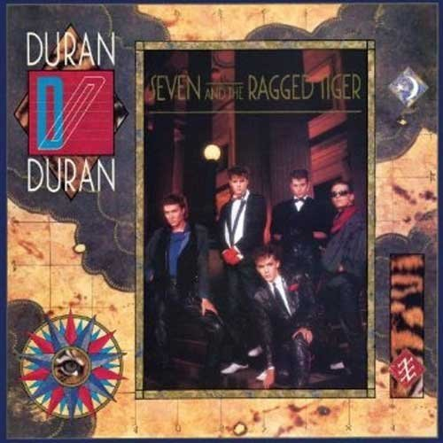 Duran Duran Seven & The Ragged Tiger Import Gbr 2lp
