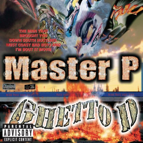 Master P Ghetto D Explicit Version