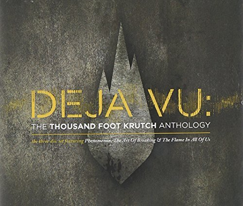 Thousand Foot Krutch Deja Vu Tfk Anthology 3 CD
