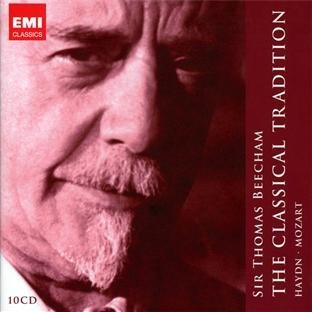 Sir Thomas Beecham Classical Tradition 10 CD