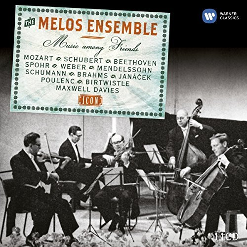 Melos Ensemble Icon Melos Ensemble The Compl 11 CD