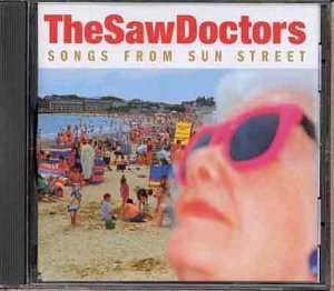 Saw Doctors Songs From Sun Street Import Gbr