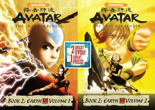 Avatar The Last Airbender Vol. 1 2 Book 2 Back To Back Nr