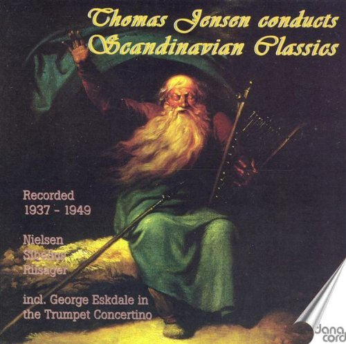 Thomas Jensen Scandinavian Classics Recorded Thomas Various