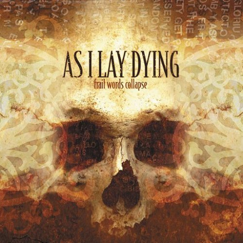 As I Lay Dying Frail Words Collapse