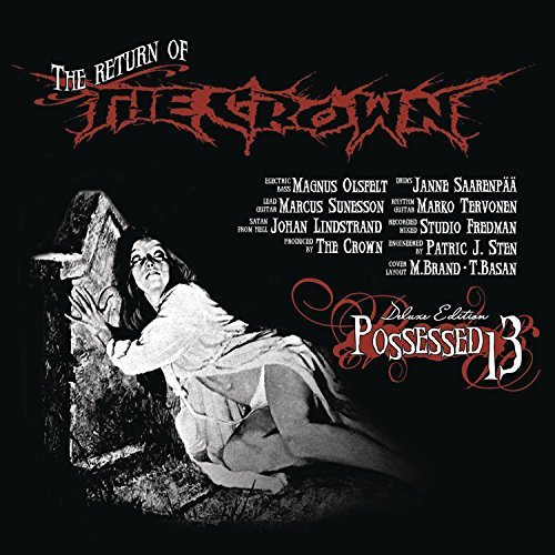 Crown Possessed 13 Incl. Bonus CD