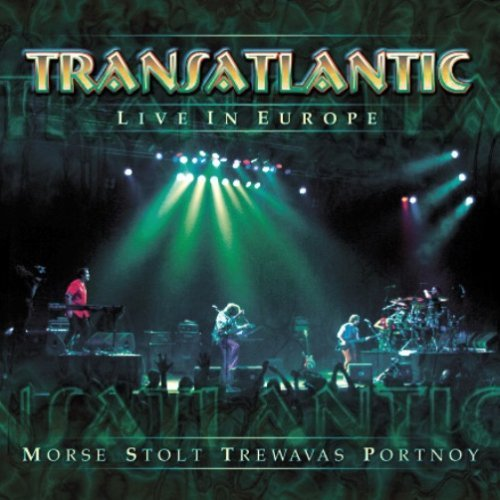 Transatlantic Live In Europe 2 CD Set