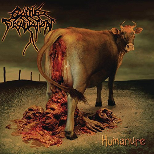 Cattle Decapitation Humanure Explicit Version