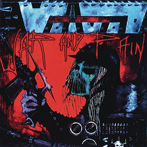 Voivod War & Pain 2 CD Set
