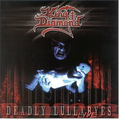 King Diamond Deadly Lullabye Live 2 CD Set