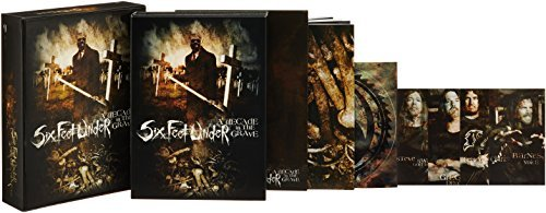 Six Feet Under Decade In The Grave 4 CD 1 DVD