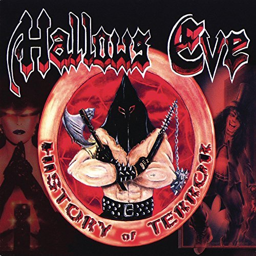 Hallows Eve History Of Terror 3 CD Incl. Bonus DVD