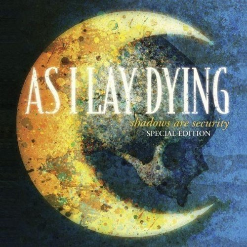 As I Lay Dying Shadows Are Security Special Ed. 2 CD Set