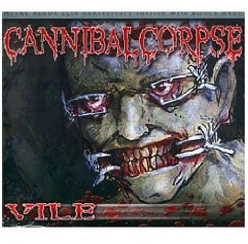Cannibal Corpse Vile (25th Anniversary) 2 CD Set