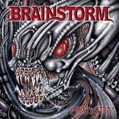 Brainstorm Hungry (re Issue) Import Eu
