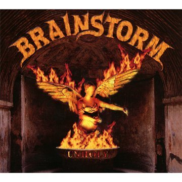 Brainstorm Unholy (re Issue) Import Eu