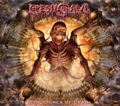 Fleshcrawl Structures Of Death Ltd Ed Import Eu