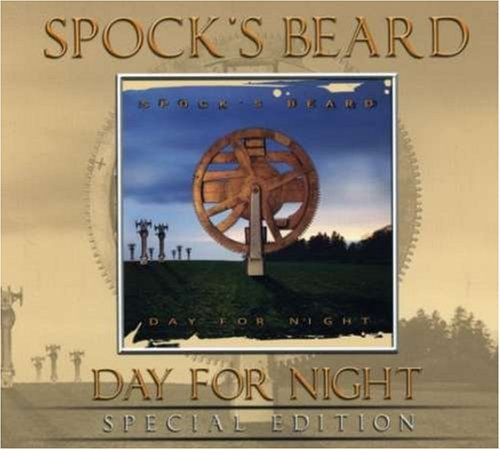 Spocks Beard Day For Night Incl. Bonus Tracks