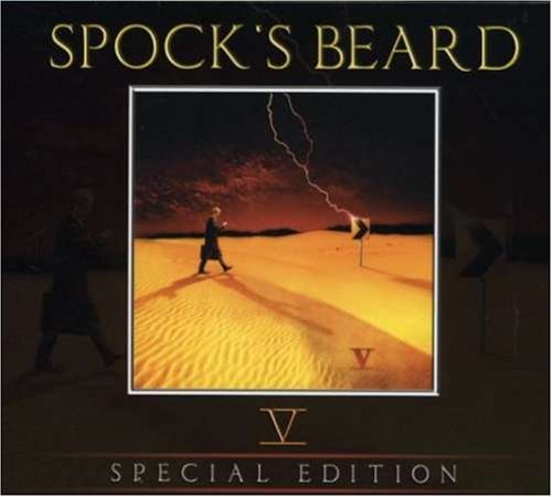 Spocks Beard V Incl. Bonus Tracks