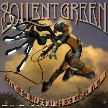 Soilent Green Inevitable Collapse In The Pre