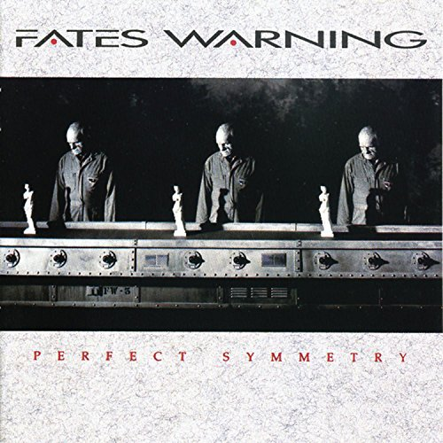 Fates Warning Perfect Symmetry Expanded Ed. 3 CD