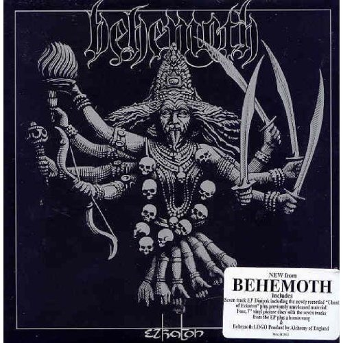 Behemoth Ezkaton Deluxe Ed. Incl. 4 Lp Picture Disc Set