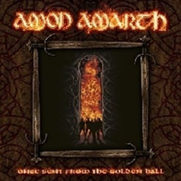 Amon Amarth Once Sent From The Golden Hall 2 CD Set