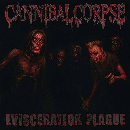 Cannibal Corpse Evisceration Plague CD DVD