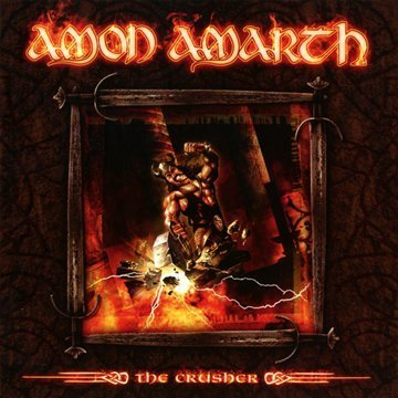 Amon Amarth Crusher (reissue) 2 CD Set