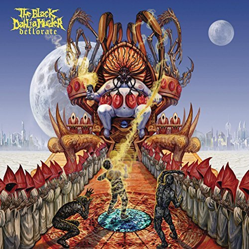 Black Dahlia Murder Deflorate 2 CD Set