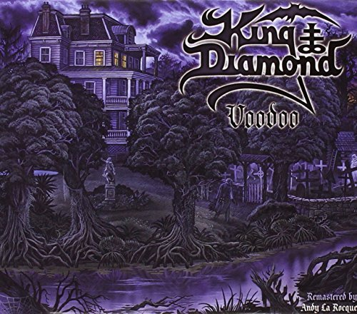 King Diamond Voodoo Reissue