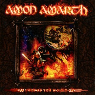 Amon Amarth Vs The World Reissue 2 CD Set
