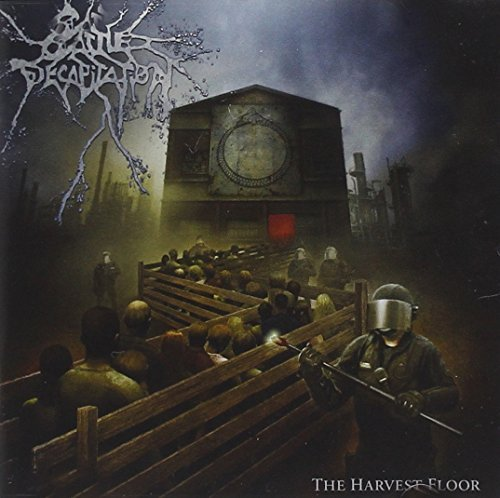 Cattle Decapitation Harvest Floor