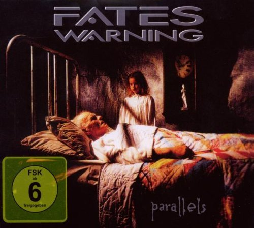 Fates Warning Parallels Expanded Edition Remastered 2 CD 1 DVD