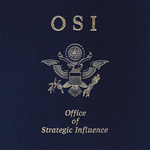 Osi Office Of Strategic Influence 2 CD