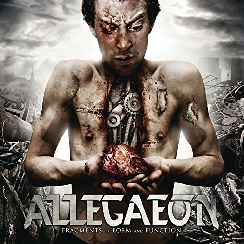 Allegaeon Fragments Of Form & Function