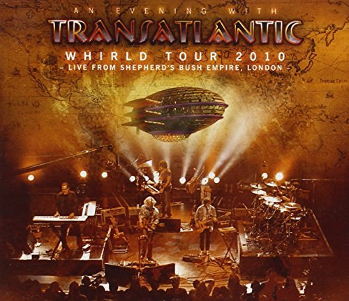 Transatlantic Whirld Tour 2010 Live In Londo 3 CD