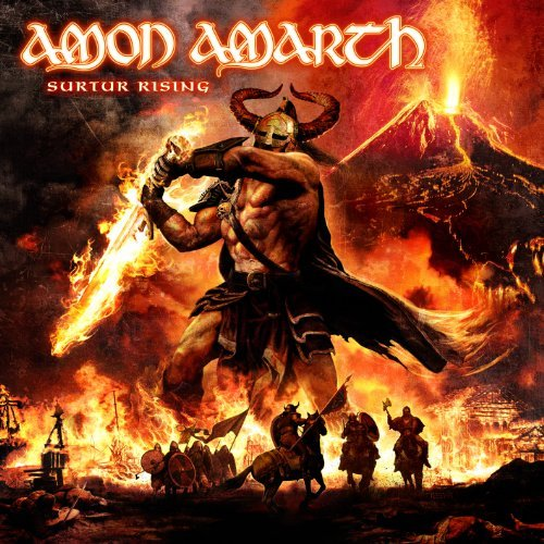 Amon Amarth Surtur Rising Incl. DVD