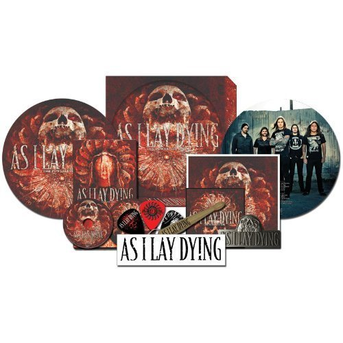 As I Lay Dying Powerless Rise Super Deluxe Fa Deluxe Ed. 3 CD