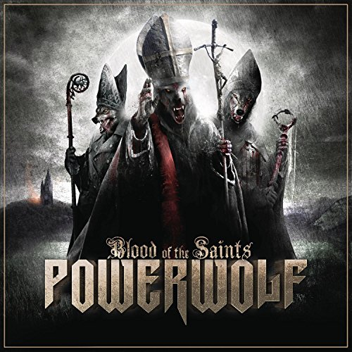 Powerwolf Blood Of The Saints