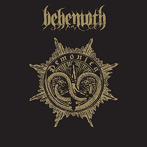 Behemoth Demonica 2 CD Digipak 2 Booklets