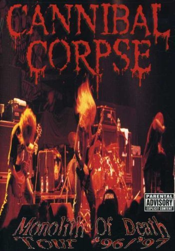 Cannibal Corpse Monolith Of Death Explicit Version Nr