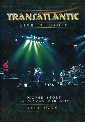 Transatlantic Live In Europe 2 DVD