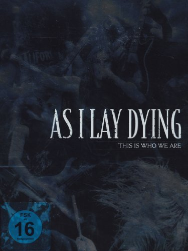 As I Lay Dying This Is Who We Are 3 DVD