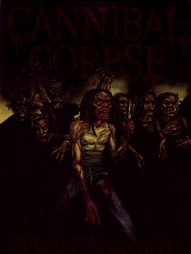 Cannibal Corpse Global Evisceration