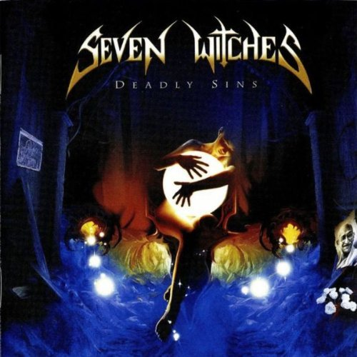 Seven Witches Deadly Sins Deadly Sins
