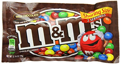 Candy M&m Plain King Size